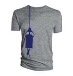 T-shirt Doctor Who da uomo - Design: Tardis Hang