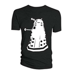T-shirt Doctor Who da donna - Design: Glow in the Dark Darlek