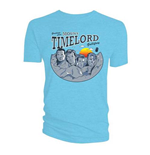 T-shirt Doctor Who da uomo - Design: Mount Timelord