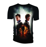 T-shirt Doctor Who da uomo - Design: Day of the Doctor
