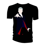 T-shirt Doctor Who da donna - Design: 12th Doctor Galaxy Coat Lining