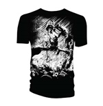 T-shirt 2000AD da uomo - Design: Judge Death by Frazer Irving