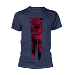 T-shirt Game Of Thrones TARGARYEN FLAG - FIRE & BLOOD