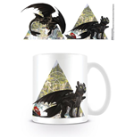 How To Train Your Dragon 3 (Toothless) Mug