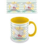 Disney: Dumbo (The Flying Elephant) Yellow Inner Coloured (Tazza)
