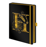 Harry Potter: Hufflepuff Foil A5 Premium Notebook (Quaderno)