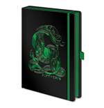 Harry Potter: Slytherin Foil A5 Premium Notebook (Quaderno)