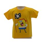 T Shirt Spongebob Pirata