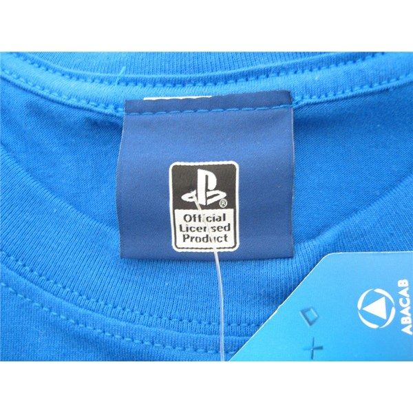 T Shirt Sony Playstation Logo