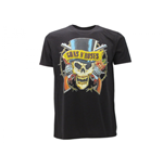 T Shirt Guns N' Roses Teschio