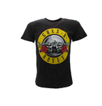 T Shirt Guns N' Roses Logo