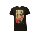 T Shirt Green Day