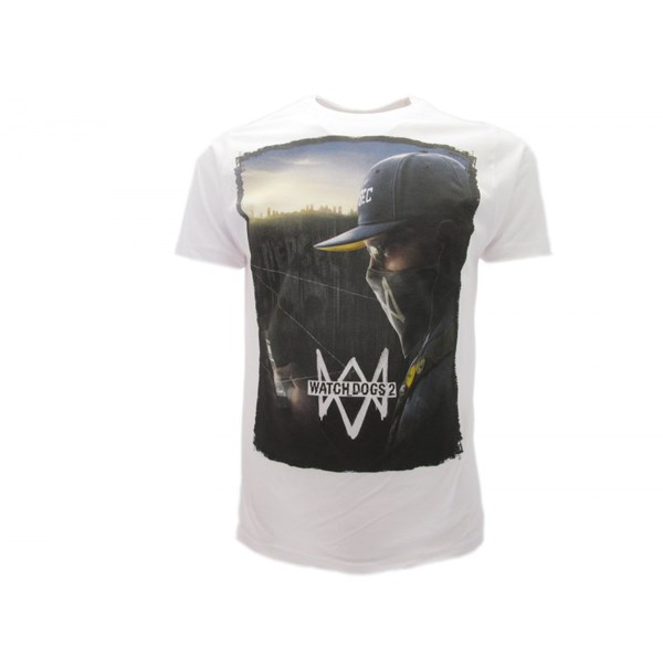 T Shirt Watch Dogs 2