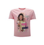 T Shirt Violetta Disney Gold