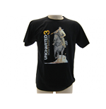 T Shirt Sony Playstation Uncharted Cavallo