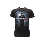 T Shirt Sony Playstation Uncharted 4