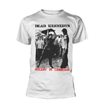 T-shirt Dead Kennedys HOLIDAY IN CAMBODIA
