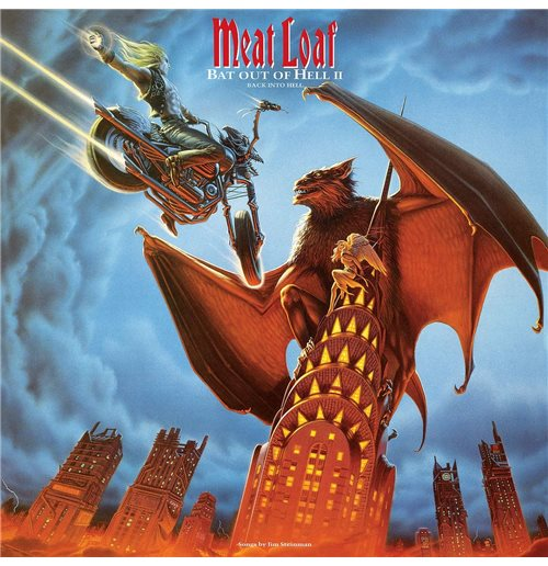 Vinile Meat Loaf - Bat Out Of Hell II: Back Into Hell (2 Lp)