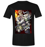 Fairy TAIL: Lucy Heartfillia Black (T-SHIRT Unisex )