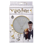 Harry Potter - Harry Potter Deathly Hallows (Set Collana+Orecchini)