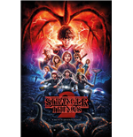 Stranger Things (One-Sheet Season 2) Maxi Poster Poster