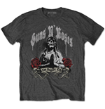 T-shirt Guns N' Roses da uomo - Design: Death Men