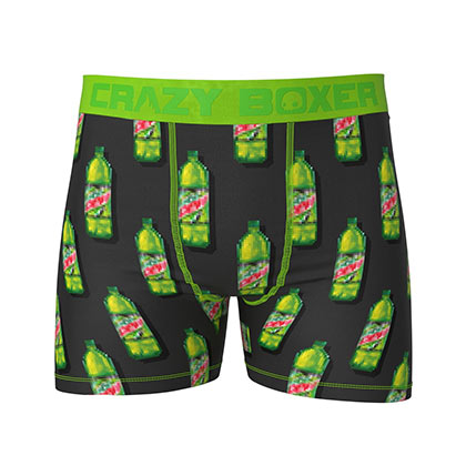 Boxer Mountain Dew da uomo