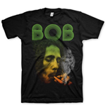 T-shirt Bob Marley Smoking Da Erb