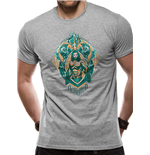 T-shirt Aquaman Movie - Design: Crest