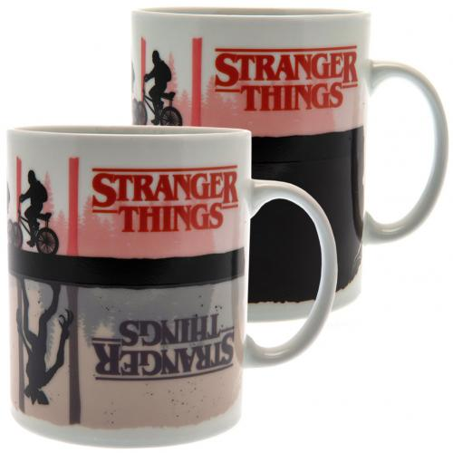 Tazza Stranger Things