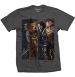 World Of WARCRAFT: Character Slice (T-SHIRT Unisex )