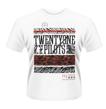 Twenty One PILOTS: Athletic Stack (T-SHIRT Unisex )