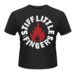 Stiff Little FINGERS: Punk (T-SHIRT Unisex )