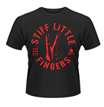 Stiff Little FINGERS: Digits (T-SHIRT Unisex )