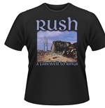 RUSH: A Farewell To Kings (T-SHIRT Unisex )