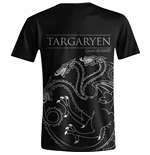 Game Of THRONES: Targaryen House Sigil Black (T-SHIRT Unisex )