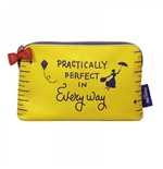 Disney: Mary Poppins - Practically Perfect Cosmetic Bag (Trousse Da Bagno)