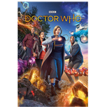 Doctor Who (Chaotic) Maxi Poster Poster