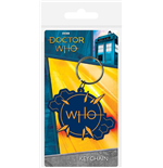 Doctor Who (Insignia) Keychain