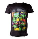 Teenage Mutant Ninja TURTLES: Bright Graffiti (T-SHIRT Unisex )