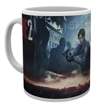 Resident Evil 2 - City Key Art (Tazza)