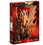 Puzzle 1000 Pz - Anne Stokes - Inner Strenght