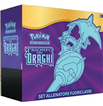 Pokemon - Sm 7.5 Dragon Majesty Set Allenatore Fuoriclasse