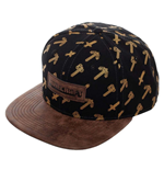 Minecraft: Patch All Over Pu Bill Snapback (Cappellino)
