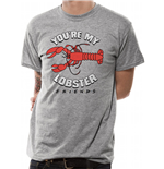 T-shirt Friends - Design: Lobster