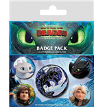 Spilla How to Train Your Dragon 342801