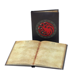 Game Of Thrones - Targaryen (Quaderno Con Luce)