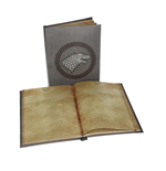 Game Of Thrones - Stark (Quaderno Con Luce)