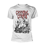 T-shirt Cannibal Corpse PILE OF SKULLS 2018