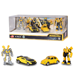 Dickie Toys - Transformers - M6 Gift Pack Bumblebee